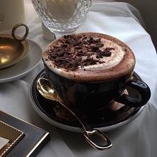 Hot cocoa is always a good idea :D