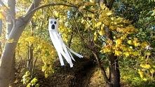 Duch na Halloween z puszki ...