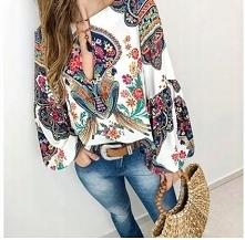 Jesienią, orientalne i kolorowe wzory również są trendy ;) kliknij w zdjęcie ...