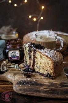 Jagodowe ciasto z palonym masłem - Najlepsze przepisy | Blog kulinarny - Wypi...