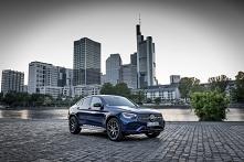 GLC Coupe po faceliftingu. ...