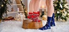 Skarpety świąteczne męskie ...