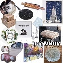 Zimowy ślub – prezenty ślubne