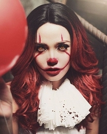 pennywise #halloween #creepy