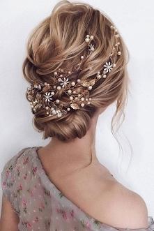 #fryzura #upięcie #pannamło...
