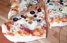 Pizzę robię w domu bardzo c...