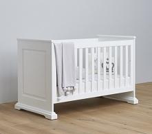 Stylowe ekskluzywne łóżeczko dla niemowląt. Sprawdź niezastąpiony styl skandy...