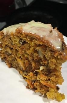Ciasto marchewkowe!