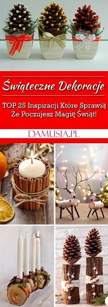 TOP 25 Propozycji na Świąte...