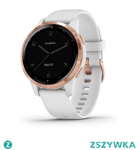 Vivoactive 4s biały to wielofunkcyjny zegarek, który dopasuje się do stylu życia wszystkich aktywnych osób. Przekonaj się, dlaczego warto go mieć!