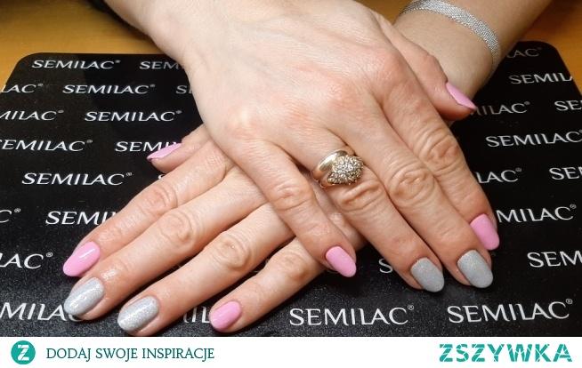 Neonail Nerine Lilly, Semilike 649