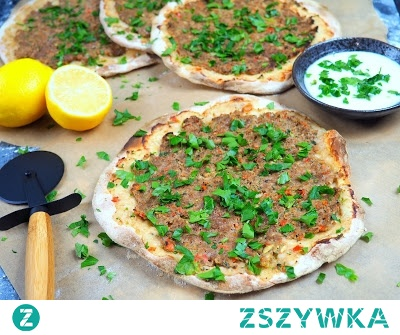 LAHMACUN - TURECKA PIZZA