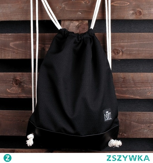 Worek Plecak Nuff |Czarny