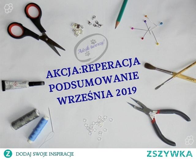 Psst! Komuś nieco inspiracji na przerabianie ubrań oraz kreatywny recykling? :)  Wystarczy KLIknąć w zdjęcie lub zajrzeć na blog Adzik-tworzy.pl, by podłapać pomysły na przerabianie.