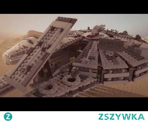 LEGO® Star Wars™ Sokół Millennium Falcon™ w zabawkitotu.pl