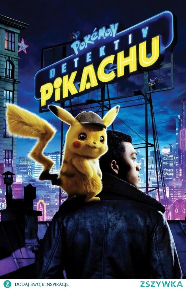Pokemon detektyw pikachu