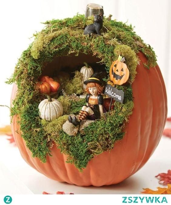 Dekoracja jesienna