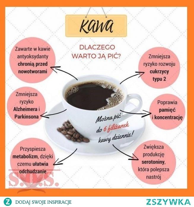 Bo kawę warto pić;D