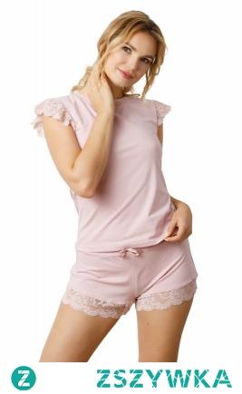 ENSIMI Ensimi Pink Luna piżama damska 193,90 PLN*