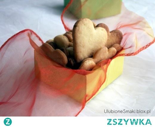 Cytrynowe ciasteczka! (Idealne na słodki prezent)