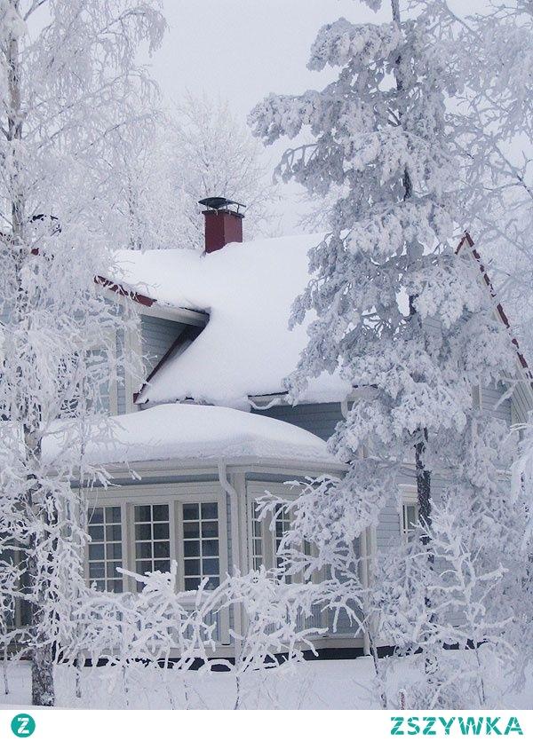 Pięknie <3 ciekawe czy u nas też będzie zima...