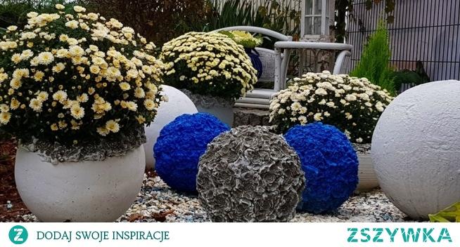 Jesienne dekoracje i ozdoby do ogrodu