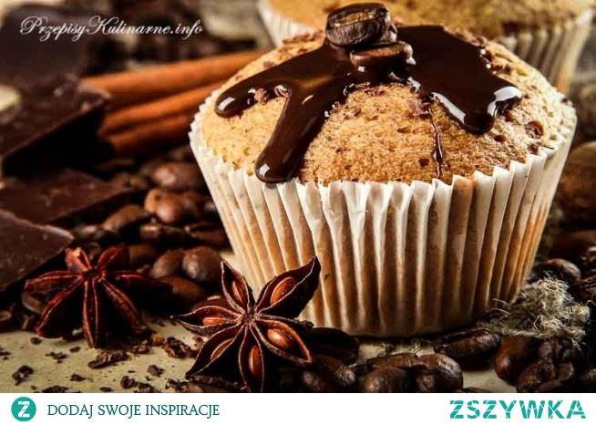 Cynamonowe muffiny Kingi