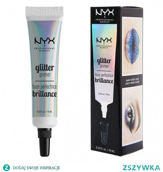 NYX GLITTER PRIMER KLEJ DO BROKATU 10ML