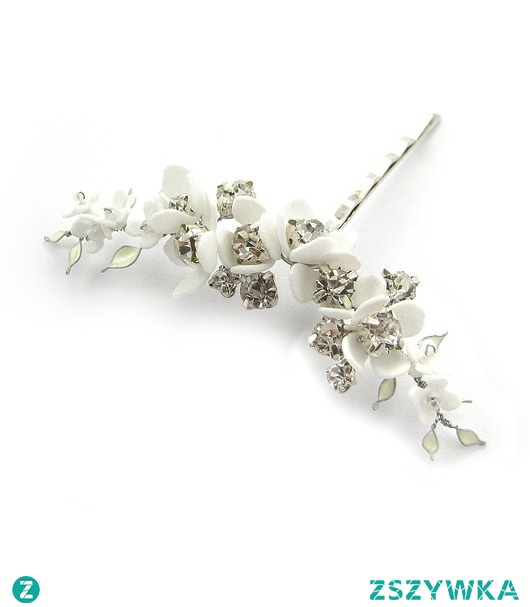 Wsuwka ślubna - kwitnące wiśnie