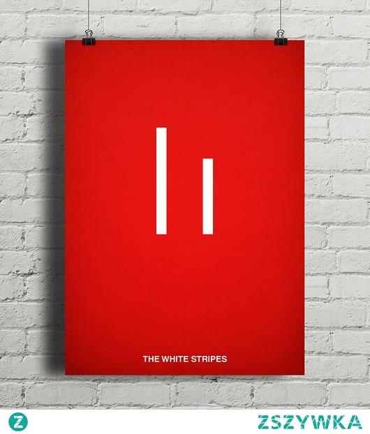 The White Stripes - plakat