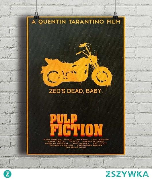 Pulp Fiction - plakat