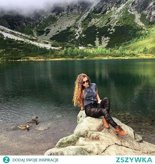 KUPON RABATOWY -10% DO WYKORZYSTANIA NA STRONIE SZWENDAMSIE. PL: ZSZYWKA Karina w naszym Wilku nad Zielonym Stawem Kieżmarskim (Tatry, Słowacja), dzięki @goldilox_official :) #tatry #tatryphoto