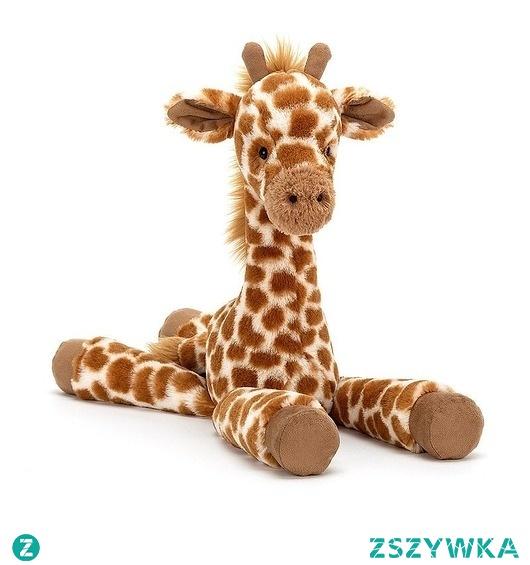 Maskotka Przytulanka Żyrafa 42 cm