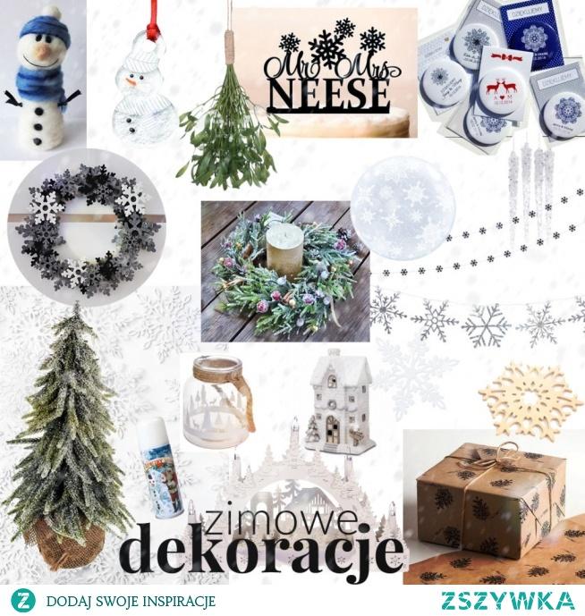 Zimowy ślub – zimowe dekoracje i dodatki