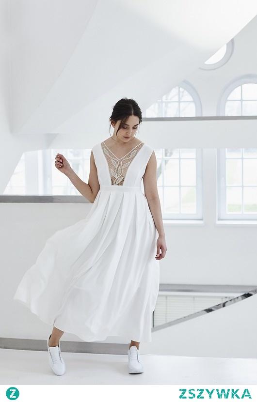 Suknia ślubna SOL