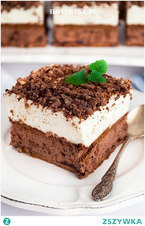 Ciasto Michałek na herbatnikach