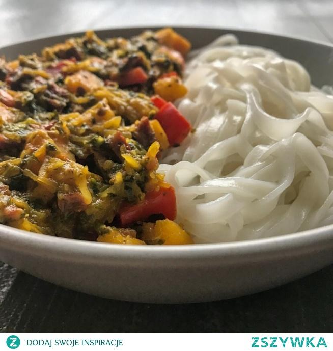 Proste i szybkie dyniowe curry :) Przepis po kliknięciu w zdjęcie.