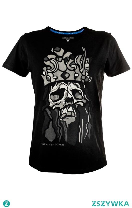 T-shirt męski  Casimir
