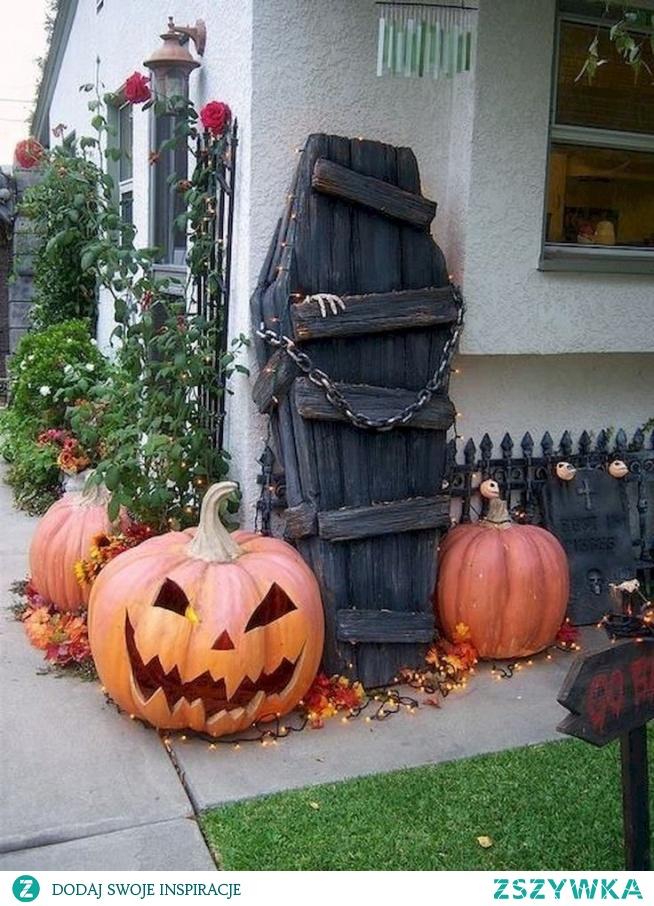 54 dni, mimo że wielu z was nie obchodzi halloween to chcemy wam życzyć strasznego halloween!