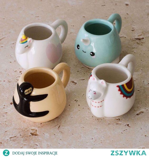 liżanki do Espresso ze Zwierzakami mogą mieć również inne zastosowanie - dzięki swojemu małemu rozmiarowi i uroczemu designowi, mogą być świetnym zestawem dla dziewczynek, do urządzania herbatki dla księżniczek oraz innych zabaw. Polecamy jako upominek!