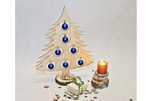 świąteczne dekoracje choink...