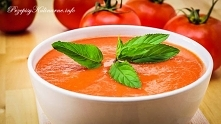 Pomidorowy krem Karoliny