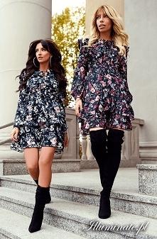 Kolekcja casualowych sukien...