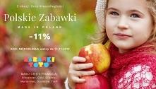 Polskie Zabawki ✌ -11% na