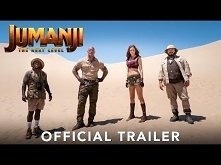 JUMANJI: THE NEXT LEVEL - O...
