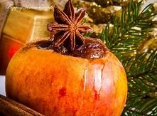 Zapiekane jabłko Kornelii