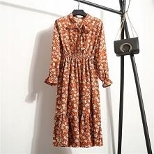 Retro sukienka w kwiaty, vintage. --> sprawdź klikając w obrazek