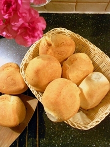 Filipińskie bułeczki Pandesal