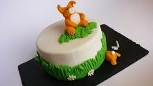 Tort Na Wielkanoc