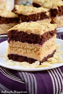 Ciasto krówkowo-kukułkowe z...